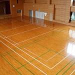 多目的ホール(体育室)