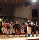 スポーツ少年団結団式!