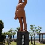 後藤勇吉像