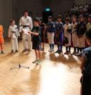 スポーツ少年団 今年の健闘を誓う!